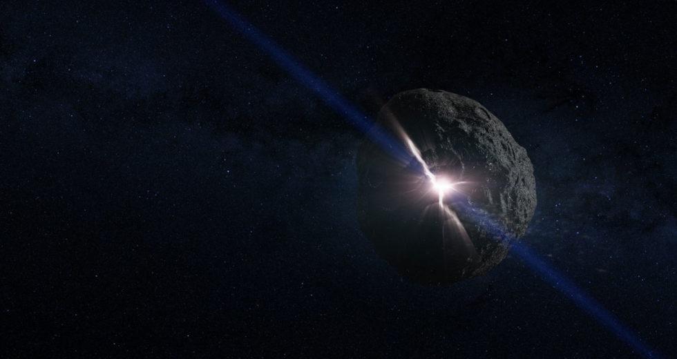 Analysis of an Asteroid Custom Essay