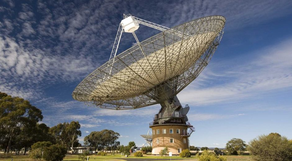 Astronomers Detect Brightest Fast Radio Burst