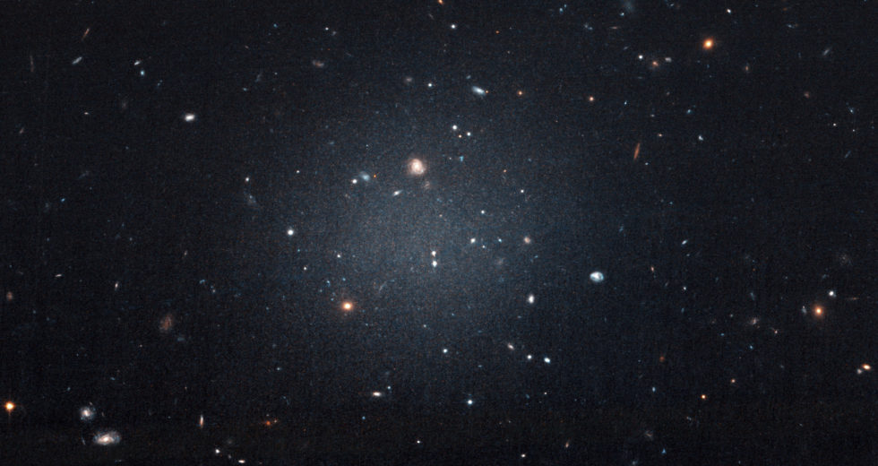 Galaxy without dark matter puzzles scientists