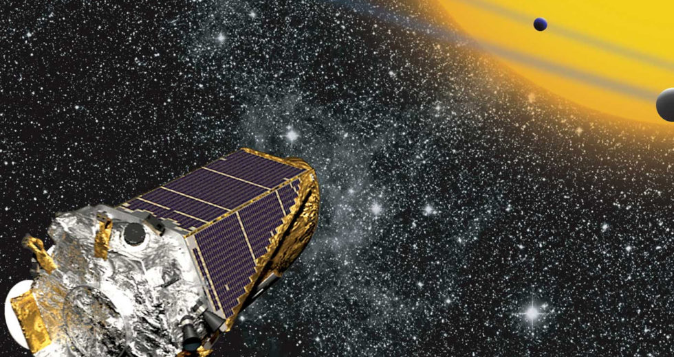 Photos of the Day: Kepler Spacecraft Nears End of Life