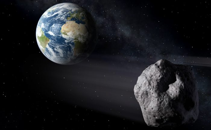 Bus-sized asteroid to zoom past Earth on Friday