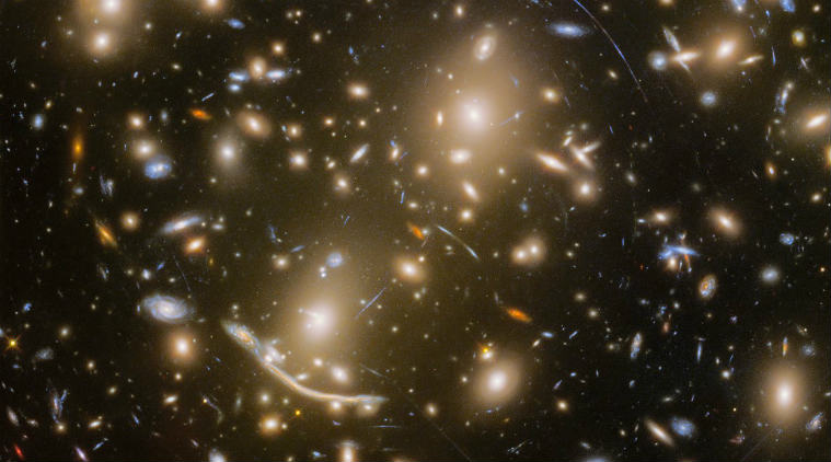 Team of Astronomers Discovers 14 Galaxies Set to Collide
