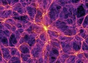 "Cosmic Webs Present Filaments Of Dark Matter Which Serve As ""Rivers Of Light And Matter"""