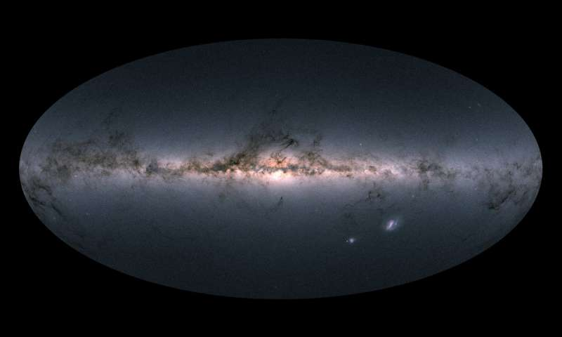 Billion-star map of Milky Way set to transform astronomy