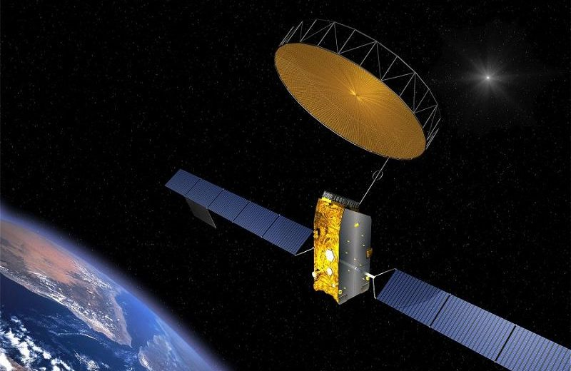The Indian Space Research Agency Lost Contact With Its GSAT-6A Satellite On Saturday