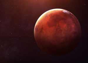 Life On Mars Could Exist In The Form Of Methanogenic Microorganisms
