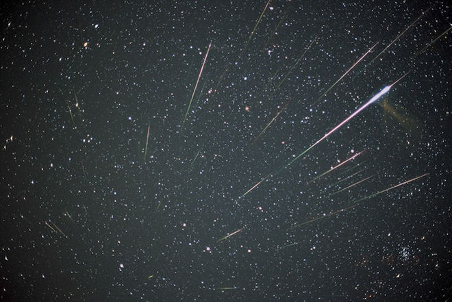 How to See This Weekend's Lyrid Meteor Shower