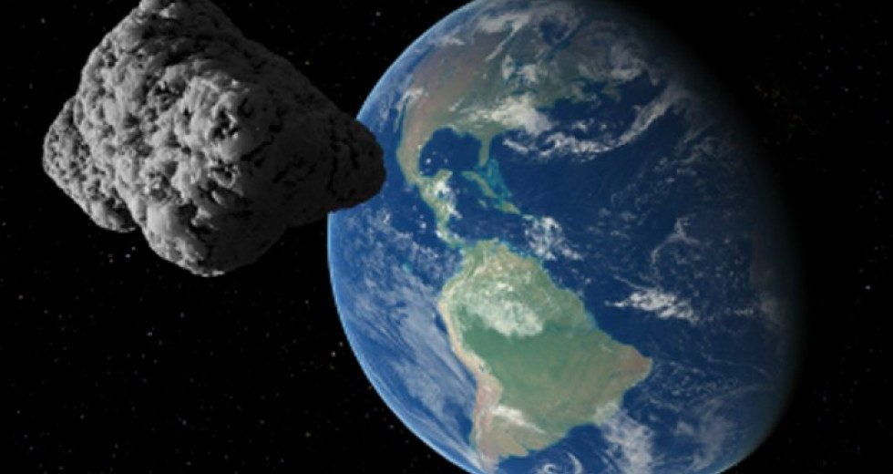 Exiled asteroid discovered in outer reaches of solar system