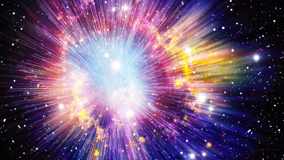 The End Of The Universe Would Be Caused By A 'Second Big Bang' Due To 'The God Particle'