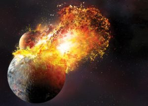 The Water On Earth Existed Before The Collision That Led To The Formation Of The Moon