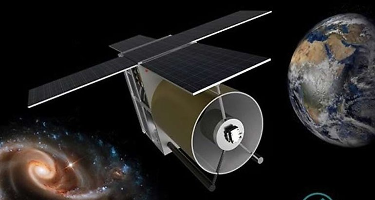 Waypoint, The First Space Telescope Available For The Public, Will Launch In 2019 With A SpaceX Falcon 9 Rocket