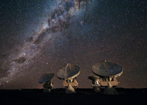 Breakthrough Listen Project Will Search For Alien Life Signals Among Tens Of Billions Of Stars