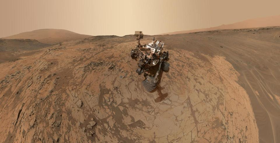 Curiosity once again drilling into Mars rocks after long hiatus