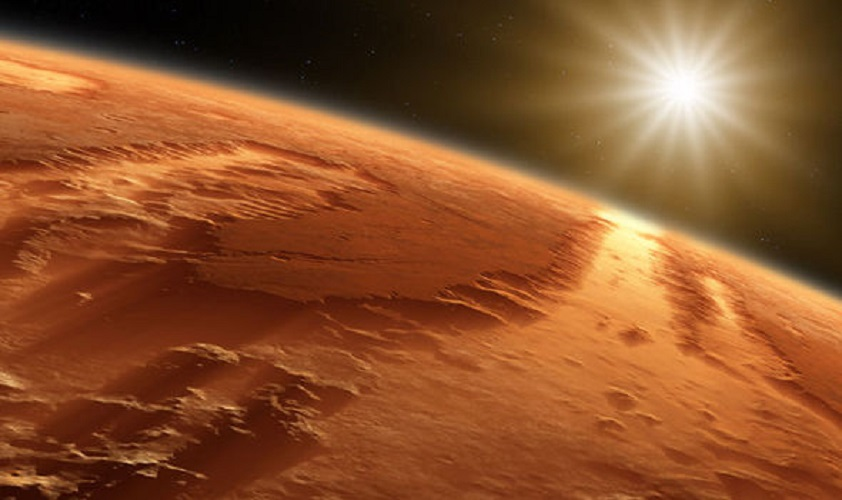 Nasa spacecraft to look into 'Marsquakes' and take planet's temperature