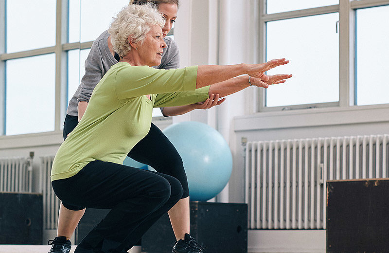 Exercise does not delay cognitive decline in people with dementia, study finds