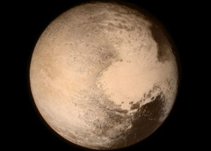 Pluto Might Be A Huge Comet, According To A Recent Study