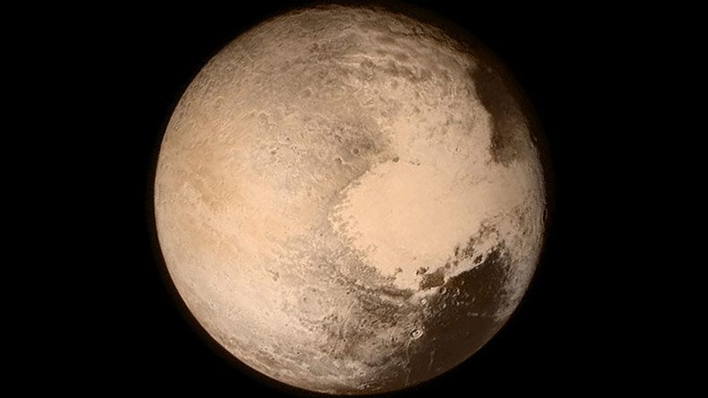 Pluto Might Be A Huge Comet According To A Recent Study