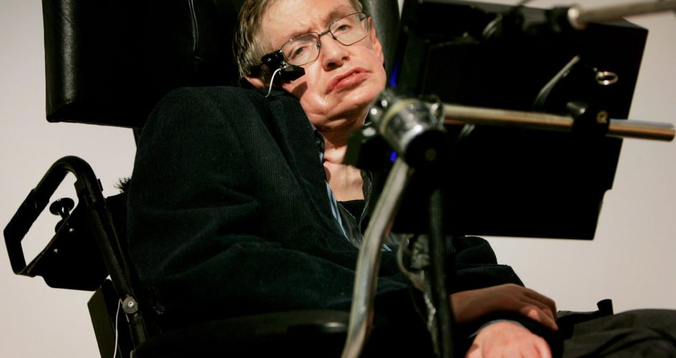 For the First Time Ever, Stephen Hawking's Black Hole Theorem is Confirmed