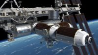 Space Station Visit for 10 Days Costs $55 Million