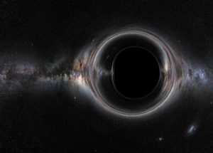 Stephen Hawking's Voice Will Be Sent Through A Black Hole