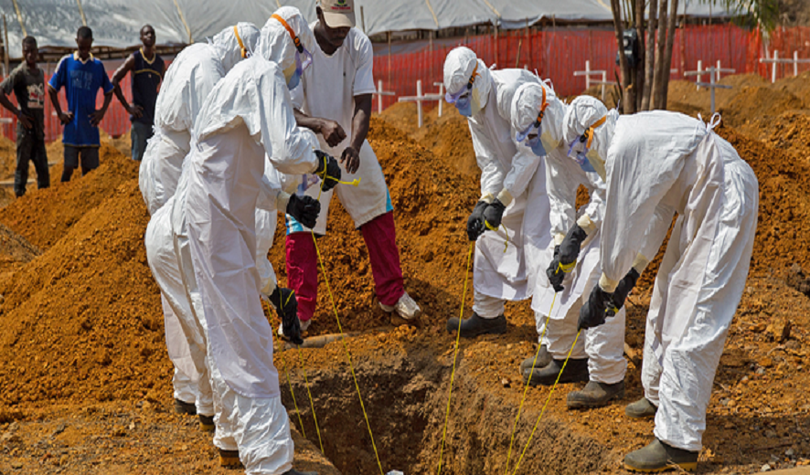 'Strong progress' in calming Congo Ebola outbreak class=