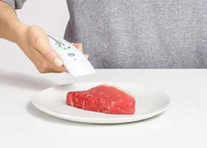 """Freshness Detector"", Developed By Chinese Aerospace Engineers To Measure The Freshness Of The Food"