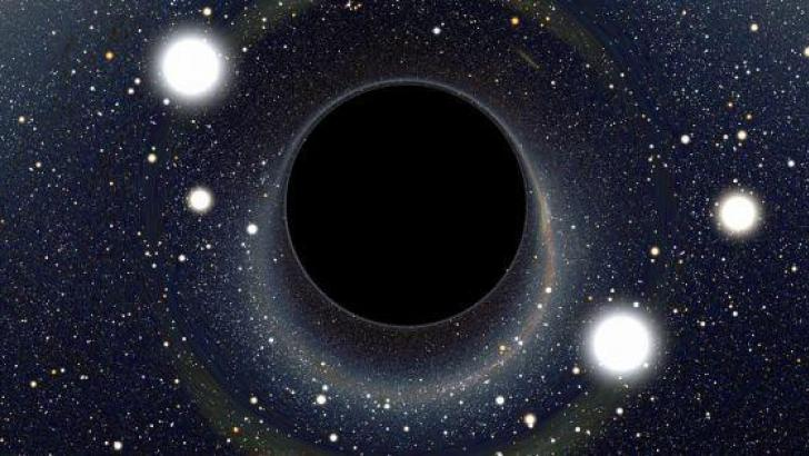 Two Massive Stars Were Observed Orbiting Near The Supermassive Black Hole In The Center Of The Milky Way