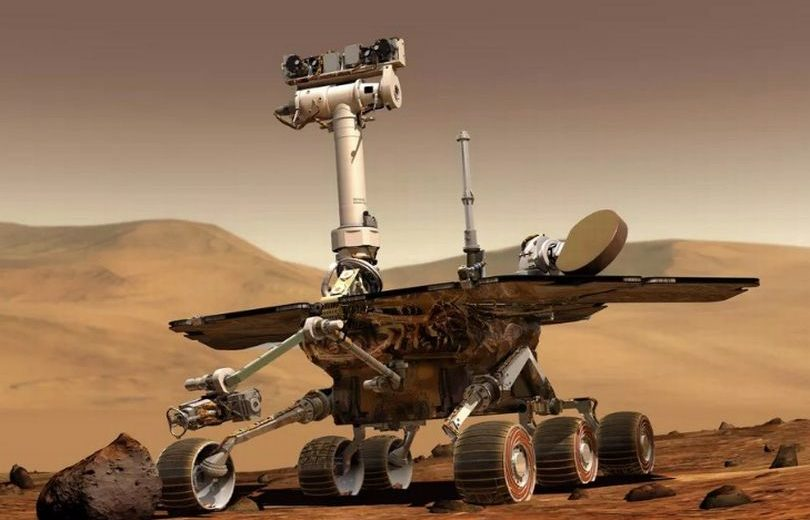 As Mars dust storm rages, NASA rover falls silent