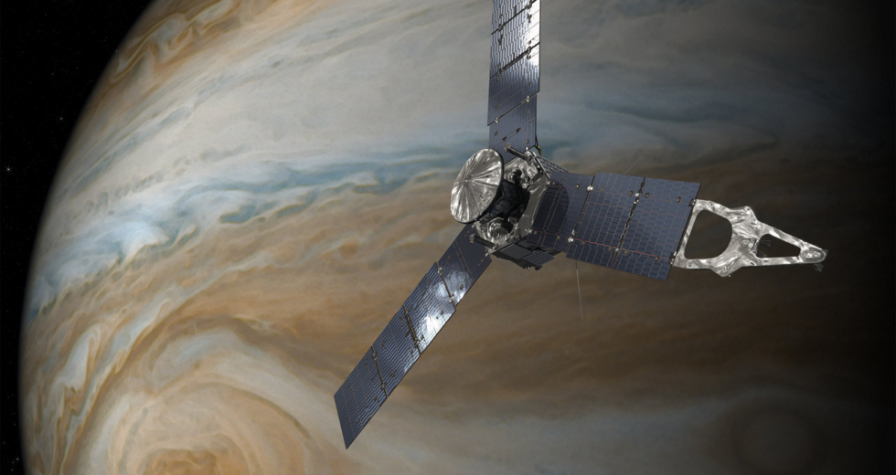 NASA Solves The Mystery Of Jupiter's Lightning