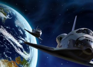 The New Space Race Has Begun, And The Private Space Companies Will Own The Space