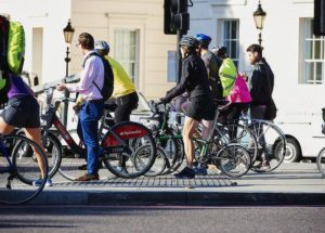 Riding Bikes Reduces Obesity, E-bikes Not As Healthy