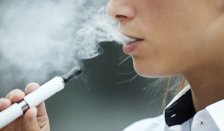 Vaping Helps Get People off Cigarettes, 'Even if They're Not Planning to Quit'