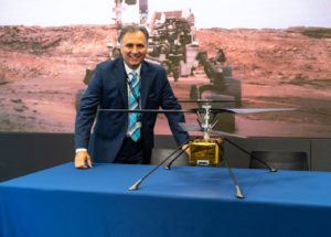 NASA Will Deploy A Drone On Mars During Mars 2020 Mission, Helped By AeroVironment