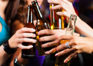 Alcohol Consumption During Adolescence Exposes To Severe Prostate Cancer In Adulthood