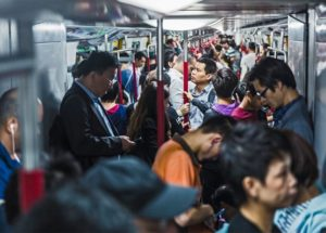 Bacteria In The Subway – Each Rider Travels In A Swarm Of Microorganisms