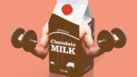 Chocolate Milk Is A Great After-Workout Snack To Refuel Your Body