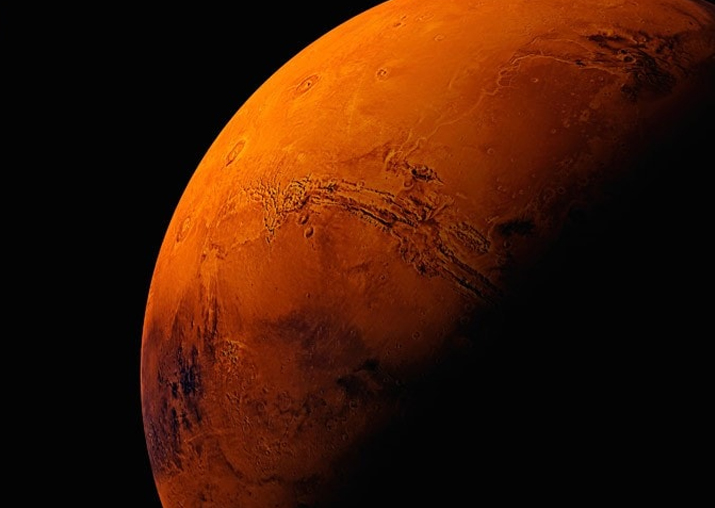 There Was Life On Mars, According To The Director Of The Smithsonian's Air and Space Museum