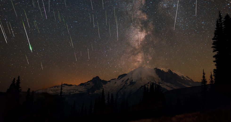 Perseids, The Most Stunning Meteor Shower Of The Year, Is Peaking This Weekend
