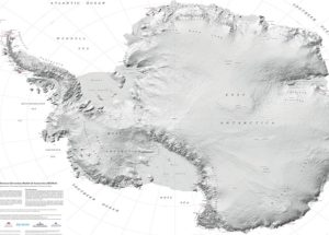 New Map of Antarctica Is The Most Detailed One Ever Created For a Continent on Earth