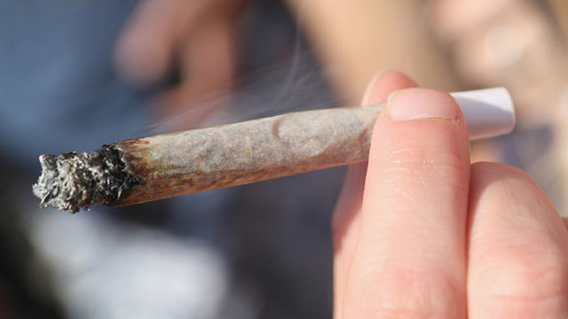Smoking Pot Is As Bad As Smoking Tobacco For Your Lungs