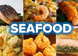 Seafood Rich In Omega-3 Sustains Healthy Aging