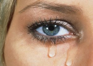 Crying Once A Week Might Relieve Us From Stress, A Japanese Professor Believes