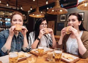 Traditional Restaurants Serve Dishes With Higher Calorie Content Than Fast Foods