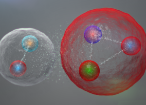 Pentaquark, A New Type Of Particle, Found Using The Large Hadron Collider