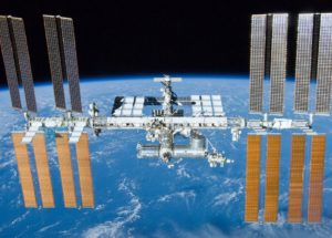 The International Space Station Throws its Most Massive Object Ever to Remain in Orbit as Space Junk