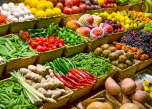 All Sorts Of Organisms Are Crawling On Your Fresh Vegetables