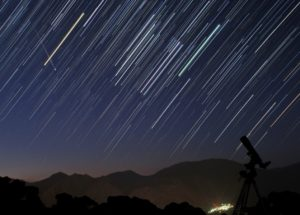 The Annual Eta Aquarids Meteor Shower Will Take Place This Weekend