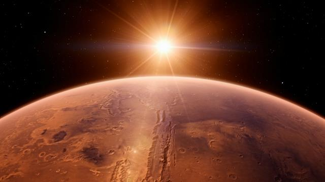 How People Will Be Living on Mars Before Terraforming The Planet