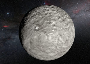 Dwarf Planet-Sized Asteroid from Our Solar System Makes Astronomers Wonder About its Origin