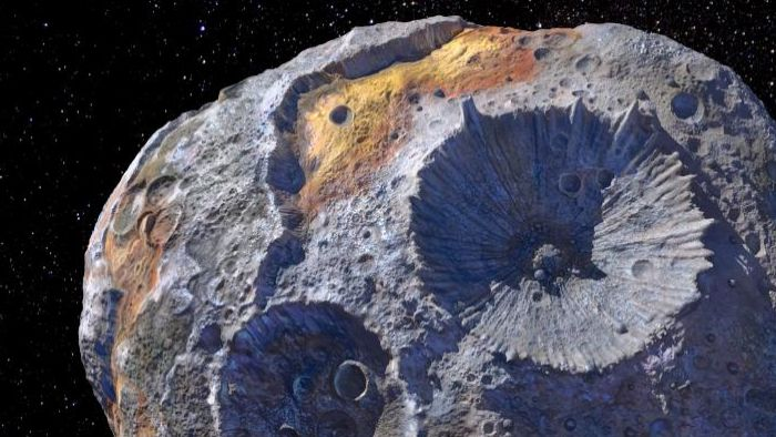 NASA Is Ready to Send a Spacecraft to the 16 Psyche Asteroid